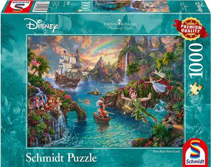 Disney: Peter Pan - 1000 Teile Puzzle