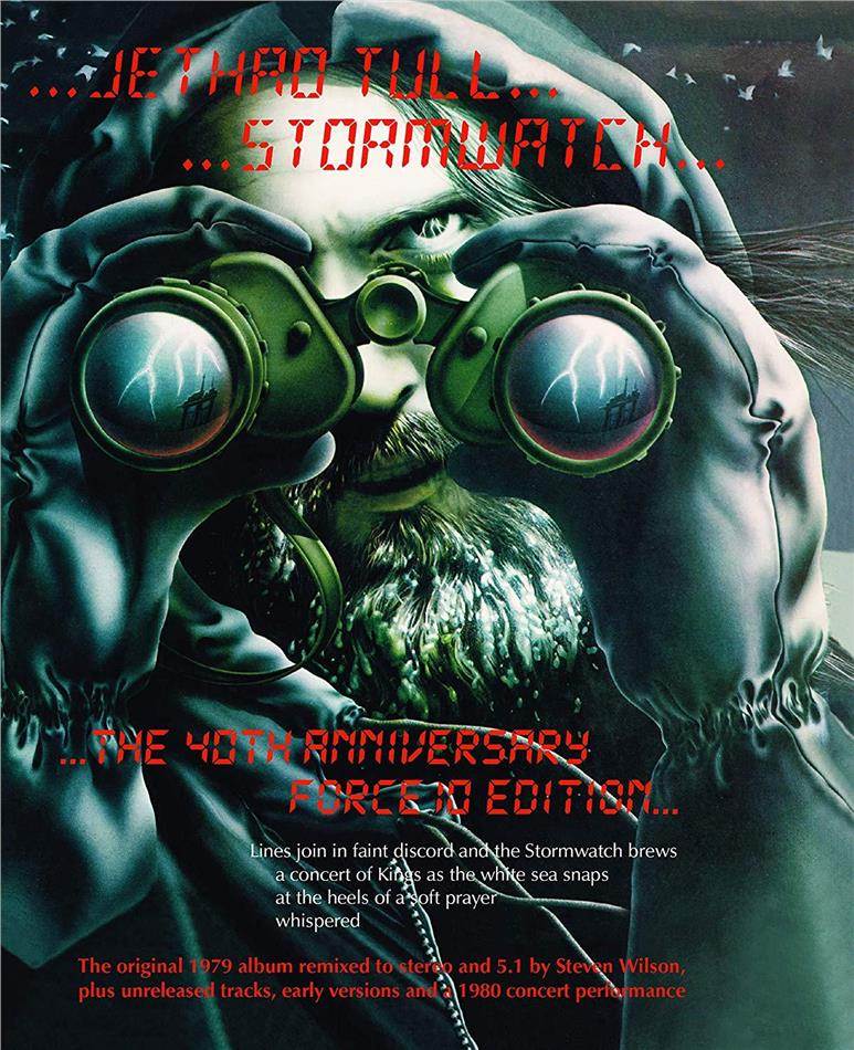 Jethro Tull - Stormwatch (40th Anniversary Force 10 Edition, CD + DVD)