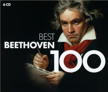 Ludwig van Beethoven (1770-1827) - 100 Best Beethoven (6 CDs)