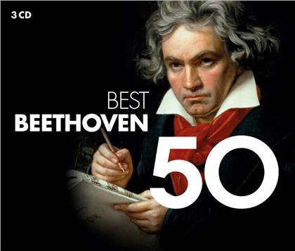 Ludwig van Beethoven (1770-1827) - 50 Best Beethoven (3 CDs)