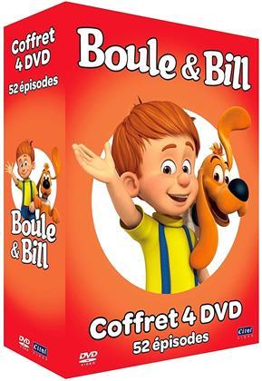 Boule & Bill - Saison 1 (4 DVDs)