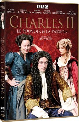 Charles II - Le pouvoir et la passion (BBC, 2 DVDs)