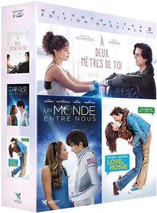 À deux mètres de toi / Un monde entre nous / Love, Rosie (3 DVDs)
