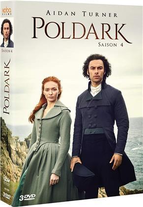 Poldark - Saison 4 (3 DVDs)