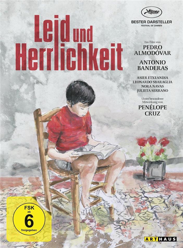 Leid und Herrlichkeit (2019) (Limited Collector's Edition, Blu-ray + DVD)