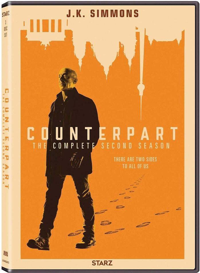 Counterpart - Season 2 (2 DVDs)