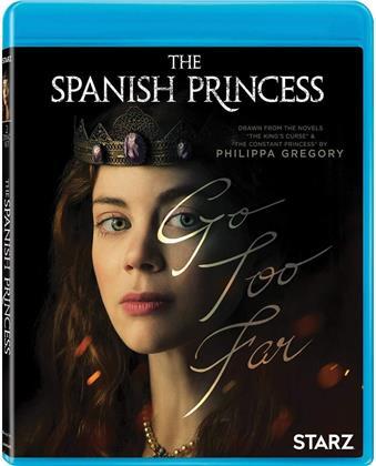 The Spanish Princess - Season 1 (2 Blu-rays)