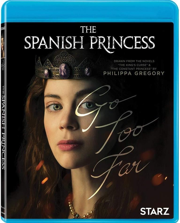The Spanish Princess - Part 1 (2 Blu-rays)