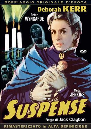 Suspense (1961) (Doppiaggio Originale D'epoca, HD-Remastered, s/w, Neuauflage)