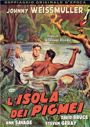 L'isola dei pigmei (1950) (Doppiaggio Originale D'epoca, HD-Remastered, n/b, Riedizione)