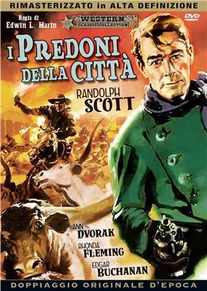 I predoni della città (1945) (Western Classic Collection, Doppiaggio Originale D'epoca, HD-Remastered, s/w)