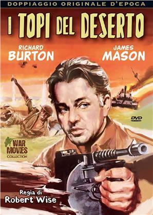 I topi del deserto (1953) (War Movies Collection, Doppiaggio Originale D'epoca, s/w)