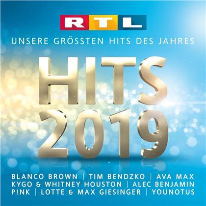 Rtl Hits 2019 (2 CDs)