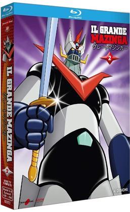 Il Grande Mazinga - Vol. 2 (4 Blu-rays)