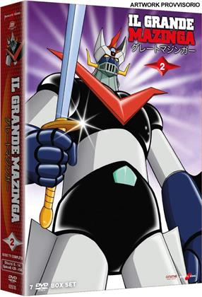 Il Grande Mazinga - Vol. 2 (7 DVDs)