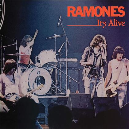 Ramones - It's Alive (2019 Reissue, 40th Anniversary Edition, LP + CD)