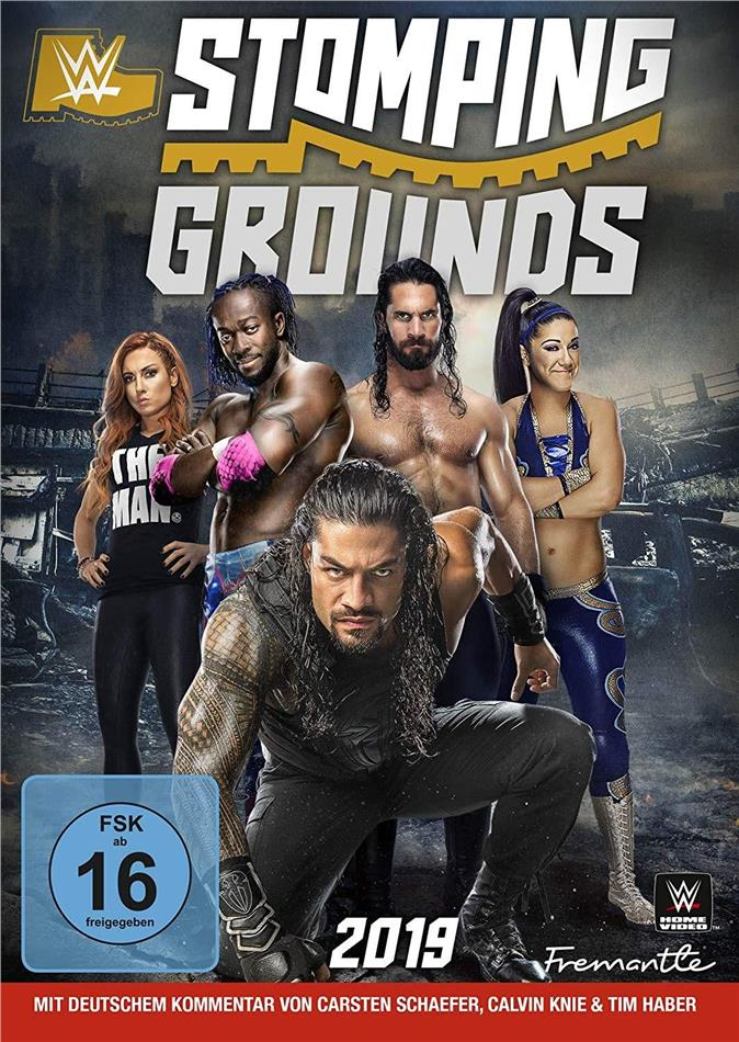 WWE: Stomping Grounds 2019 (2 DVDs)