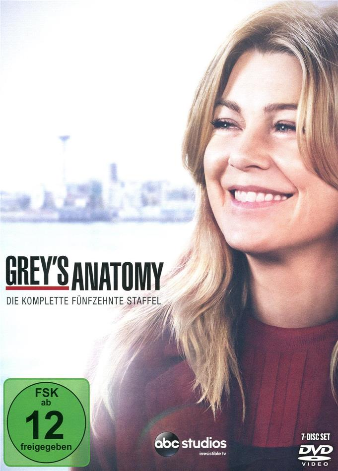 Grey's Anatomy - Staffel 15 (6 DVDs)