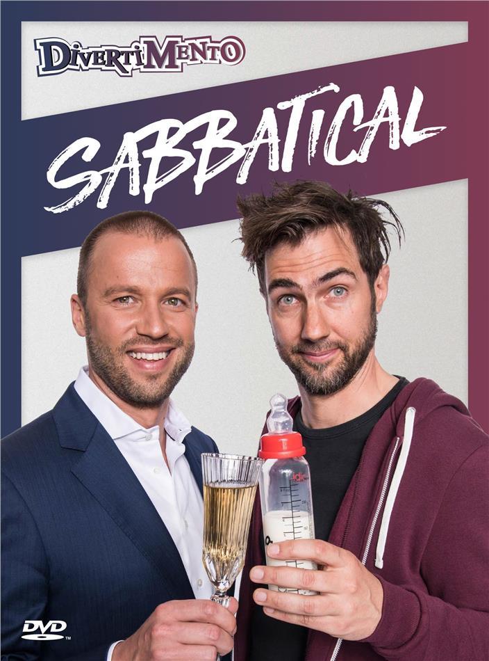 Divertimento - Sabbatical (Digibook)