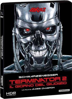 Terminator 2 - Il giorno del giudizio (1991) (4Kult, 4K Ultra HD + Blu-ray)