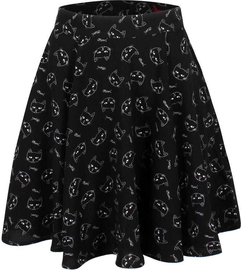 Hell Bunny - Matou - Mini Skirt - Grösse M