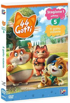 44 Gatti - Vol. 5 - Il gatto volante