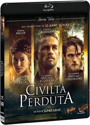 Civiltà perduta (2016) (Blu-ray + DVD)