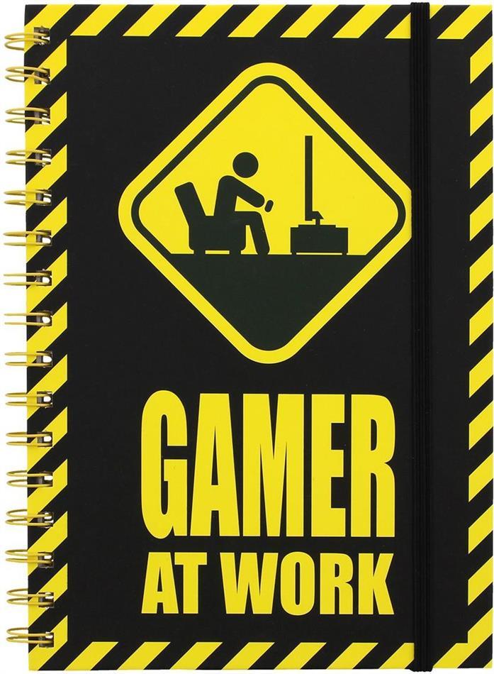 Gamer At Work A5 Wiro Notebook
