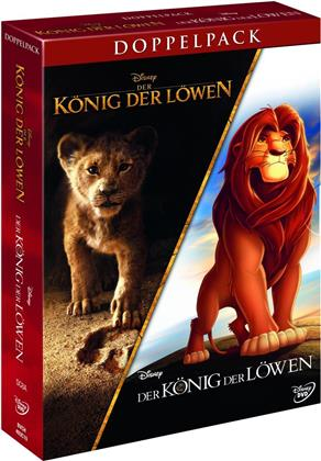 Der König der Löwen - Doppelpack (2 DVDs)