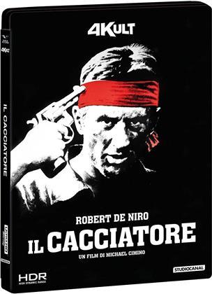 Il Cacciatore (1978) (4Kult, 4K Ultra HD + Blu-ray)