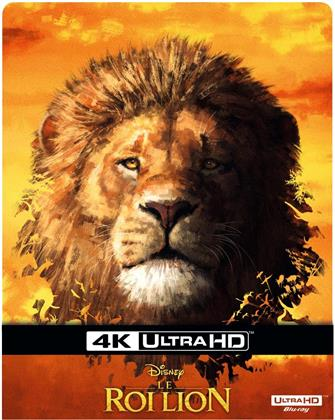 Le Roi Lion (2019) (Limited Edition, Steelbook, 4K Ultra HD + Blu-ray)