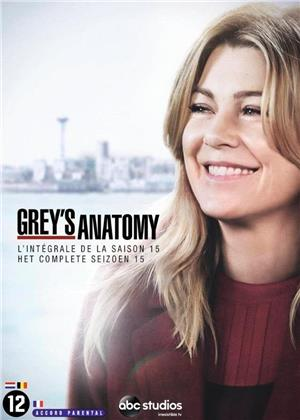 Grey's Anatomy - Saison 15 (7 DVDs)