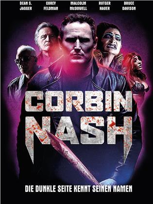 Corbin Nash - Die dunkle Seite kennt seinen Namen (2018) (Cover A, Limited Edition, Mediabook, Blu-ray + DVD)