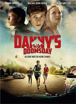 Danny's Doomsday - Allein hast du keine Chance (2014) (Cover C, Limited Edition, Mediabook, Blu-ray + DVD)