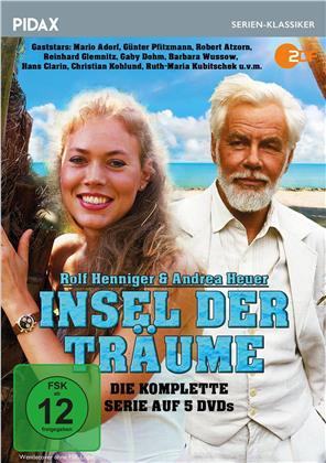 Insel der Träume - Die komplette Serie (Pidax Serien-Klassiker, 5 DVDs)
