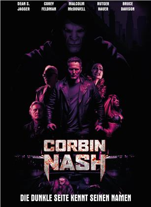 Corbin Nash - Die dunkle Seite kennt seinen Namen (2018) (Cover C, Limited Edition, Mediabook, Blu-ray + DVD)
