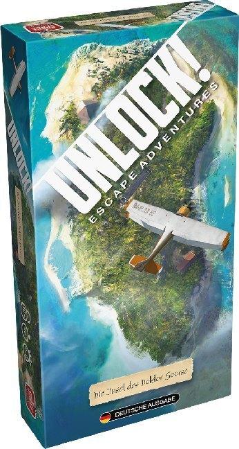 Unlock Die Insel Des Doktor Goorse (Einzelszenario 1) (De)