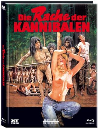 Die Rache der Kannibalen (1981) (Cover A, Limited Edition, Mediabook, Blu-ray + DVD)