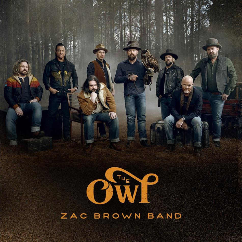 Zac Brown Band - The Owl (LP)