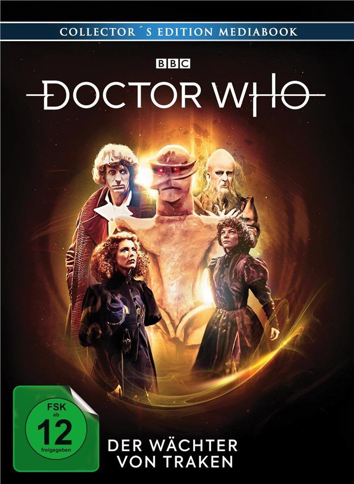 Doctor Who - Vierter Doktor - Der Wächter von Traken (Collector's Edition, Mediabook, Blu-ray + DVD)
