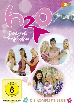 H2O - Plötzlich Meerjungfrau - Die komplette Serie (12 DVDs)