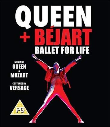Queen, Wolfgang Amadeus Mozart (1756-1791) & Maurice Béjart - Ballet For Life