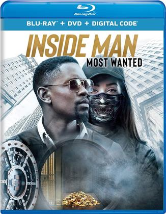 Inside Man - Most Wanted (2019) (Blu-ray + DVD)
