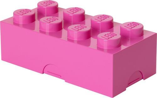 Room Copenhagen - Lego Classic Box With 8 Knobs In Medium Pink