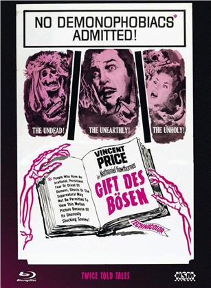 Gift des Bösen (1963) (Cover E, Limited Edition, Mediabook, Blu-ray + DVD)