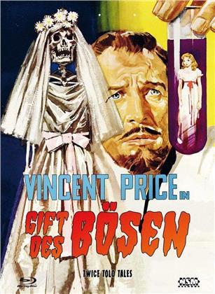 Gift des Bösen (1963) (Cover F, Edizione Limitata, Mediabook, Blu-ray + DVD)