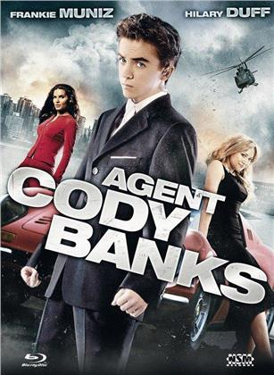 Agent Cody Banks (2003) (Cover A, Limited Edition, Mediabook, Blu-ray + DVD)