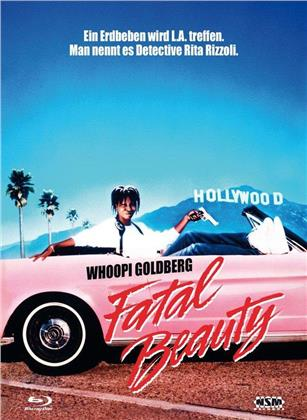 Fatal Beauty (1987) (Cover A, Limited Edition, Mediabook, Blu-ray + DVD)