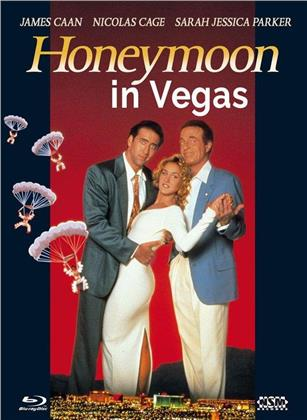 Honeymoon in Vegas (1992) (Cover A, Limited Edition, Mediabook, Blu-ray + DVD)