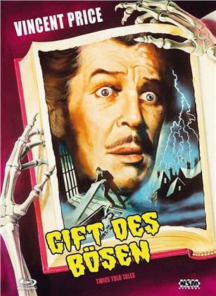 Gift des Bösen (1963) (Cover A, Edizione Limitata, Mediabook, Blu-ray + DVD)